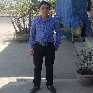 Nguyễn Văn Hiến - CEO lamdep.com