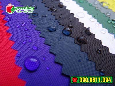 Tìm hiểu về vải dù